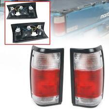 Tail Lamp Rear Light White Red RH LH Fits Mazda Magnum B2000 B2200 B2600 1986-93