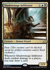 *MRM* FOIL ENG Shadowmage infiltrator/infiltrateur ombremage MTG MM2
