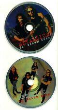 METALLICA - 50 DEGREES BELOW ZERO - 2 CDs - NO COVER!