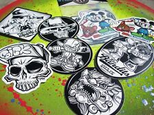 Street Art Stickers By El Jimmy. Like The Hundreds Diamond Crooks And Castles