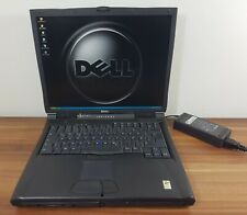 """UXGA 1600x1200 Notebook Dell C840 RS232 2,4GHz 512MB nVidia GeForce 3,5"""" FLOPPY"""
