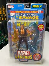 TOYBIZ MARVEL LEGENDS SERIES II 2 NAMOR SUB-MARINER RARE HTF 2002