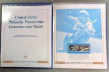 United States Philatelic Panoramas Comemmorative Panels Postal Society