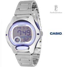 CASIO SPORTS Unisex Uhr LW-200D-6A Alarm- Stopp- Zweite Zeitzone