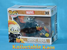 Ghost Rider - Ghost Rider Glow in the Dark Pop! Ride Vinyl Figure