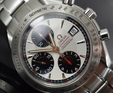 OMEGA SPEEDMASTER DATE 3211.31 AUTO CHRONOGRAPH  BOX/PAPERS/GTEE  2015 YR