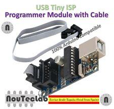 USBTiny USBtinyISP AVR USB TINY ISP Programmer Bootloader with Programming Cable