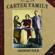 Country Folk by The Carter Family, Carter Family (The) (CD, May-2007, 4...