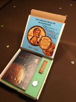 Coin Collecting Starter kit - Lincoln Cents 1941-1974 With 50 Lincoln pennies!
