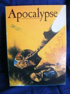 Apocalypse - Games Workshop - Unpunched & Complete - 1980