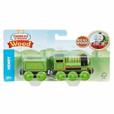 Fisher-Price Thomas & Friends Wood Henry Train Set GHK13 NEW