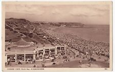 Yorkshire; Scarborough, Corner Cafe, North Bay PPC Unposted By HOT