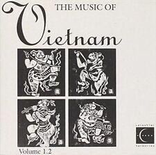 NEW Music of Vietnam 1.2 (Audio CD)