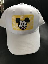 Hand painted Mickey Baseball Cap