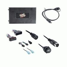 06-2013 BLUETOOTH IPOD MARINE RADIO FOR HARLEY FLHT INSTALL FLHX KIT ADAPTERS BT