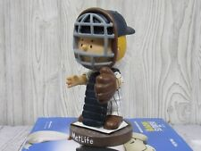 PEANUTS Schroeder 2015 Baseball Bobble Head Yankees by MetLife