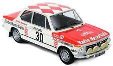 BMW 2002 TII - Radio Monte-Carlo - Dorche - 10th Monte-Carlo 1975 #30 - Troféu