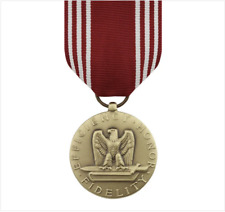 Genuine U.S. Full Size Medal: Army Good Conduct