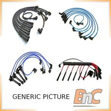 GENUINE JANMOR HEAVY DUTY IGNITION CABLE KIT FOR ROVER MG LAND ROVER LOTUS