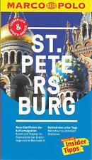 St. Petersburg Edelfilialen Eremitage Marco Polo Reiseführer & Extra-Faltkarte