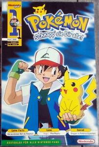 Club Nintendo Special - Pokémon Heft Nr. 1, September 1999 - TOP