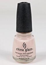China Glaze 958 Encouragement #80981 Nail Polish Soft Pink Polish