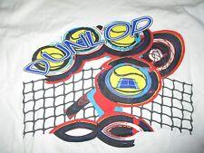 Vintage DUNLOP Tennis Balls & Raquets (LG) T-Shirt