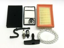 Service Kit Fits STIHL TS400 Air  Filters Fuel Filter Plug Fuel Pipe Pull Cord