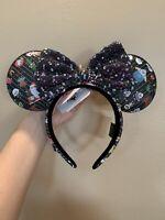 Disney Loungefly Nightmare Before Christmas Ear Headband Halloween NBC 2020 NEW