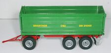 Brantner DD24060 Triple Axel Farm Dump Trailer by Siku, possibly retired toy
