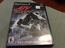 PS2 game (pictured) $2 Discount game