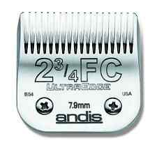 "Andis UltraEdge 2 3/4 Clipper Blade # 63165  5/16"" 7.9mm"