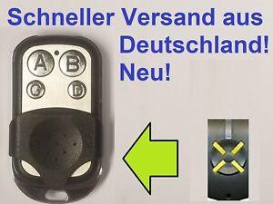 T4WK neu kompatibel Beninca Versand aus Deutschland 433,9MHz Handsender Fernbed.