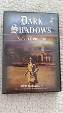 Dark Shadows The Beginning DVD 4-Disc Set Orignial Cover Art Like New Free Shipp