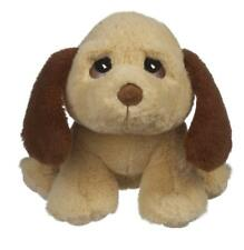 "Ganz Baby Girl Boy Plush Stuffed Animal Toy Heart Tuggers 8"" Brown Dog"