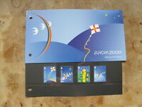 2000 Guernsey  Mint Stamps presentation pack - Europa Issue