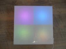 schönes Lichtdesign Objekt mit Farbwechsel Lampe 20 x 20 cm TOP PN518