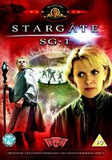 DVD:STARGATE SG1 SERIES 9 EPISODES 9 TO 12 - NEW Region 2 UK