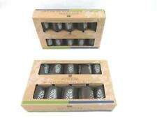 Lot of 2 Boxes HD Designs Outdoors String of 10 Decorative Garden Lights Fern