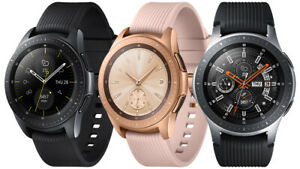 Samsung Galaxy Watch 46mm SM-R800 42mm SM-R810 GPS & Bluetooth-US Version