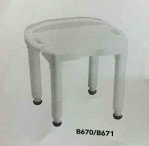 Carex Universal Bath & Shower Aids - #B670-CO Seat-Support Up To 400 Bench  (W)