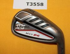 Tour Edge Bazooka Max-D45 6 Iron Stiff Steel Golf Club T3558