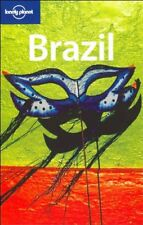 Brazil (Lonely Planet Country Guides),Regis St. Louis,Kevin Raub