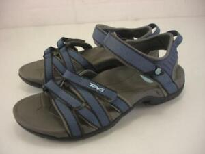 Teva Tirra 4266 Bering Sea Blue Women's 6 M Sport Sandals Slingback Adjustable