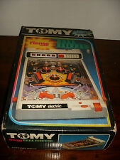 TOMY PINNGG ARCADE PINBALL BALL FLIPPER VINTAGE ANNI 80 COME NUOVO Electronics