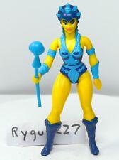 MOTU, Evil-Lyn, Masters of the Universe, figure, complete, weapon, Lynn, 100%