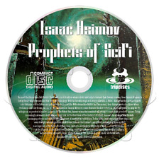 Isaac Asimov - Prophets of Sci-Fi Audio Book (Standard Audio CD) (Audiobook)
