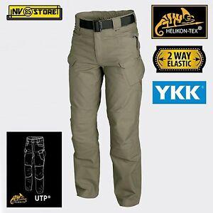 Pantaloni HELIKON-TEX Urban Tactical Pants UTP Tattici Militari Outdoor AG