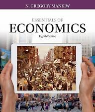 Essentials of Economics by Mankiw, N. Gregory Eighth Ed NEW