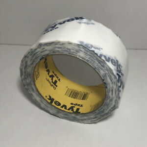 DuPont Tyvek 1.88 in. W x 164 ft. L Tape White